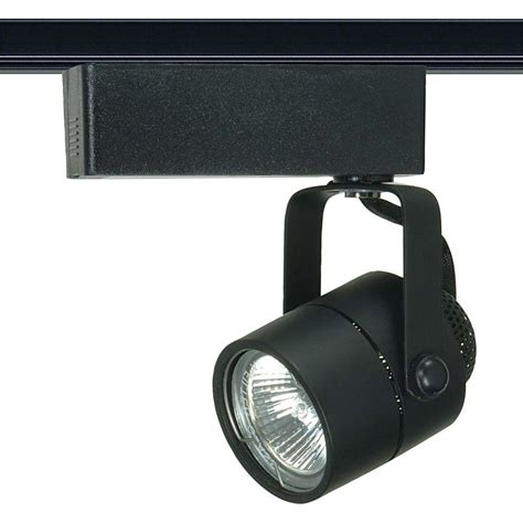 12 volt lighting systems glomar 1 light mr16 12 volt black track lighting