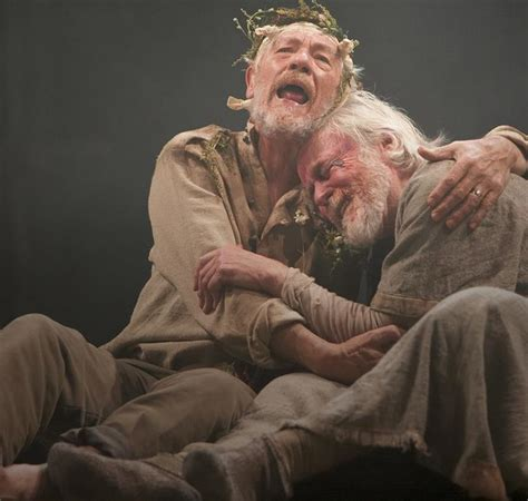 king lear themes of madness past productions king lear royal shakespeare company