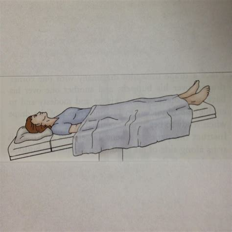 semi reclined position flashcards medial assisting positions null null