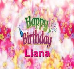 Happy birthday Liana happy birthday cake images with candles and name 14 on happy birthday cake images with candles and name