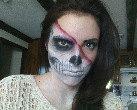 makeup tricks    halloween