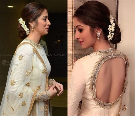 hairstyles to suit no neck 25 best ideas about floor length anarkali on pinterest