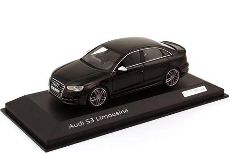 Audi S3 Datenblatt by 1 43 Audi S3 Limousine 8v 2013 Pantherschwarz Met