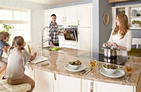 family kitchen design ideas family kitchen design 6943
