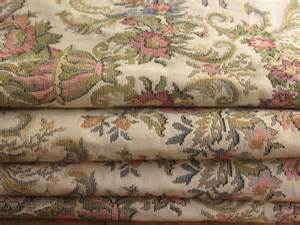 tapestry fabric vintage floral by decor