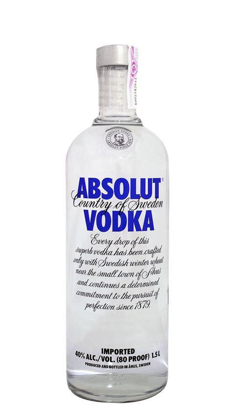 vodka png absolut vodka transparent png stickpng