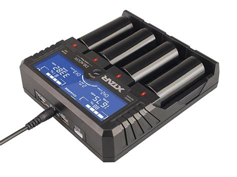 Ad5667 Charger Xtar Vp4 For 18650 26650 14500 Dll Sa Kode Gute5533 2 xtar vp4 plus intelligent lcd 16340 18650 charger