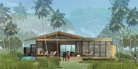 mahana homes hawaii handcrafted prefab homes kit homes