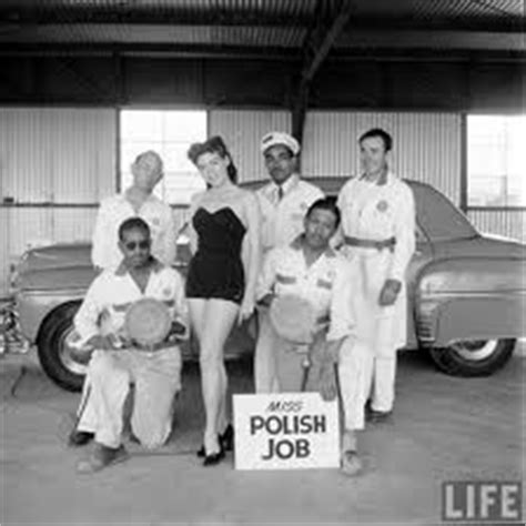 Was Nancy Pelosi Miss Lube Rack 1955 by Miss Lube Rack 1955 You All