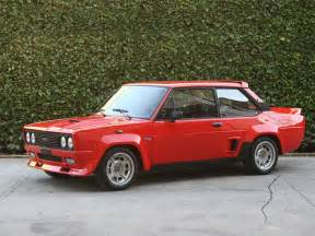 Fiat Abarth Rally Pin Fiat 131 Abarth 1976 On