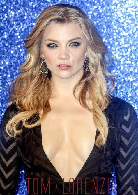 nataly dormer natalie dormer in blumarine at the zoolander 2