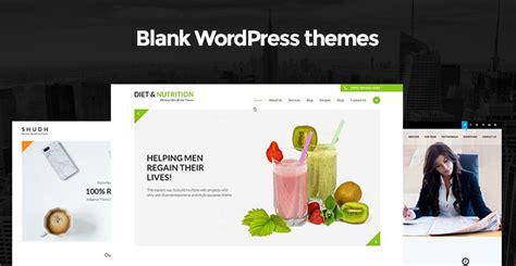 wordpress theme editor blank blank wordpress themes for creating very clean and near