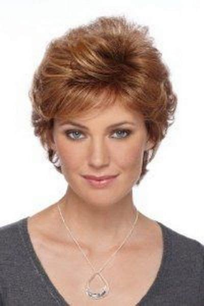 feathered haircuts for round faces short feathered hairstyles for pinteres