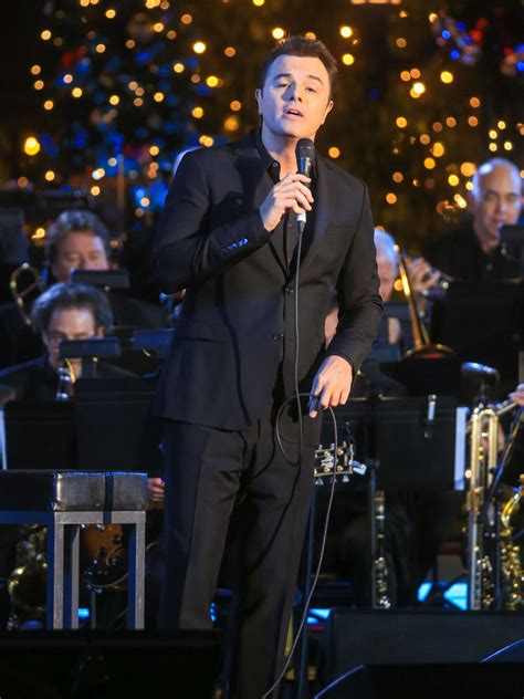 seth macfarlane photos photos the grove christmas with
