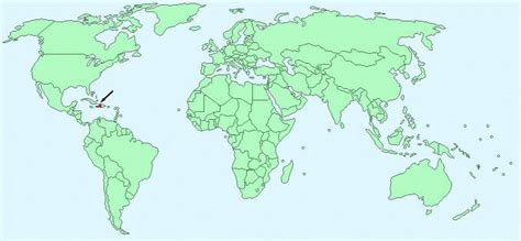 where is haiti on a world map haiti facts and figures