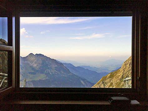 fensterblick de fensterblick foto bild landschaft berge natur bilder