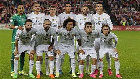 Fotos Del Real Madrid Jugadores | real madrid valora a los jugadores del real madrid en