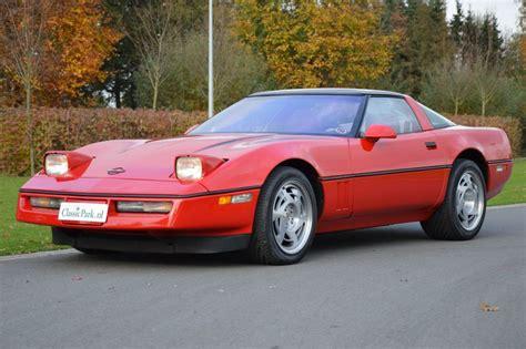 corvette c4 zr1 classic park cars chevrolet corvette c4 zr1