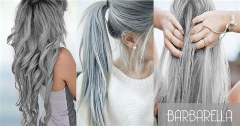 why have i gor grey hair in my 30s autumn and winter hairstyle trends at barbarella