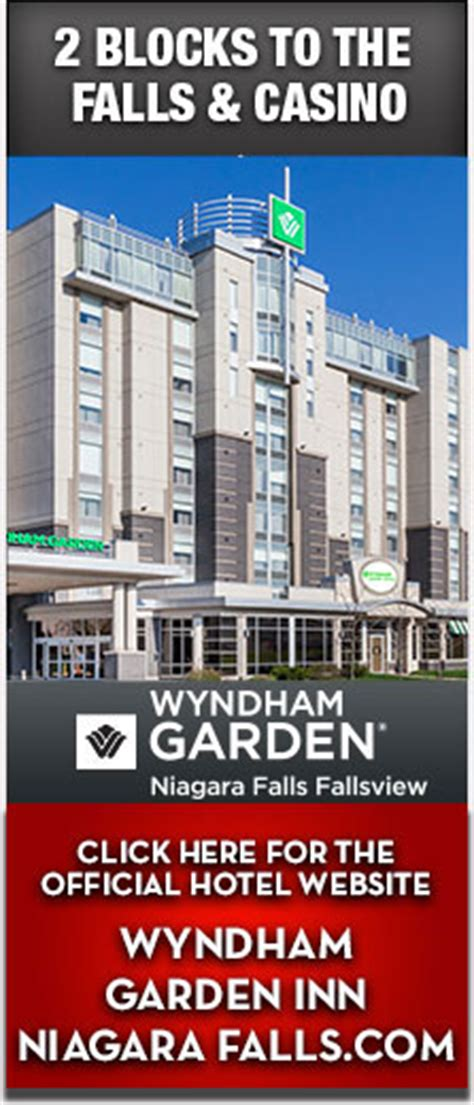 wyndham garden hotel niagara falls canada the keg steakhouse bar fallsview niagara falls