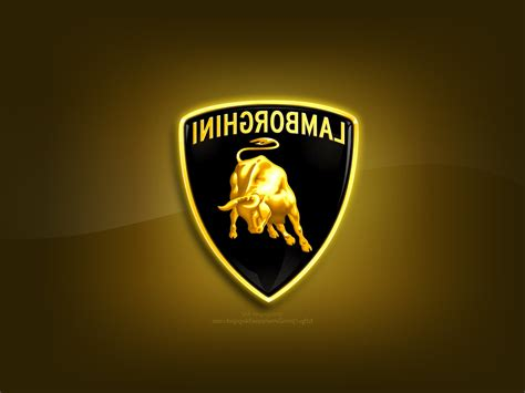 Lamborghini Logo 3d Logo Brands For Free Hd 3d