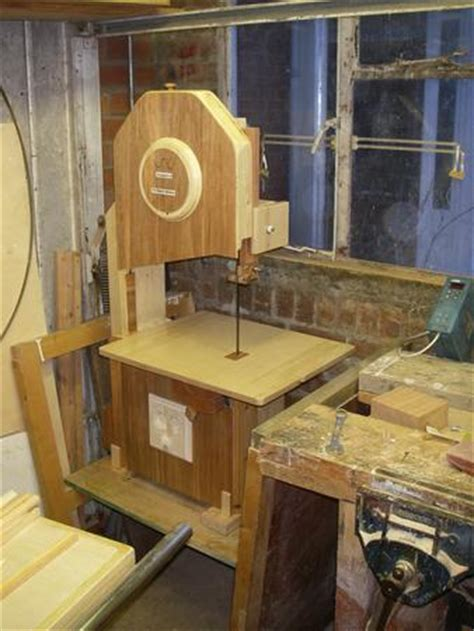 gordon millars bandsaw build
