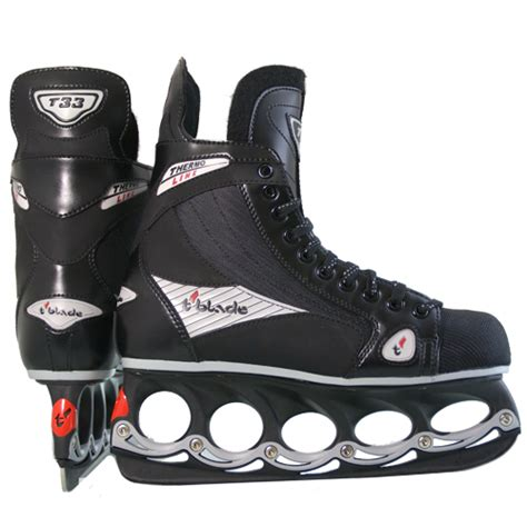Comfortable Hockey Skates by T Blade T33 Hockey Skate Sr