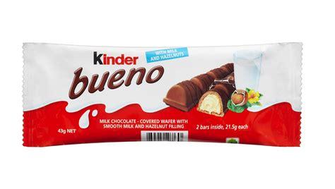 Kinder Bueno T 2 T 2 8000500066027 premier brands kinder bueno t2 21 5gx2 43g