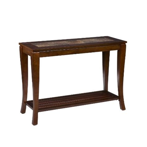 cherry wood sofa tables cheap black friday southern enterprises inc cambria brown
