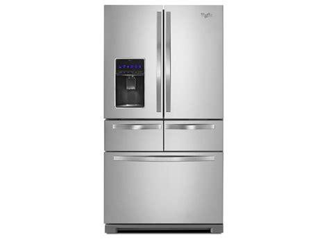 consumer reports refrigerators door whirlpool wrv996fdem refrigerator consumer reports