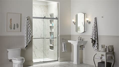 kohler choreograph custom shower system interior design