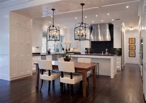 Kitchen And Dining Room Lighting Ideas by Helpful Tips To Light Your Kitchen For Maximum Efficiency