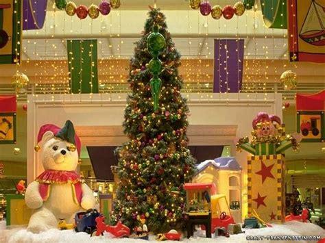 wallpaper kerstboom