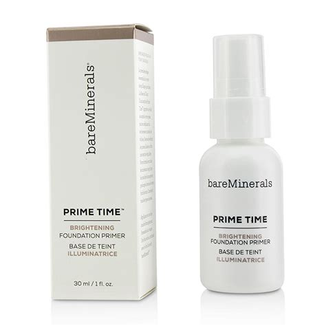Coming Soon Prime Time Primer From Bare Escentuals by Bare Escentuals Bareminerals Prime Time Brightening