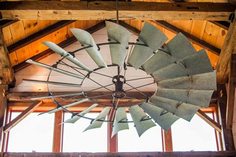 fixer upper ceiling fan fixer upper windmill decor the harper house