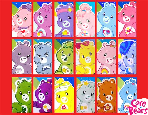 care bears faces aical chivadecorazon deviantart
