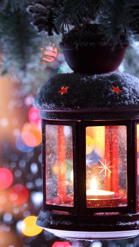 wallpaper christmas  year candle torch branch snow