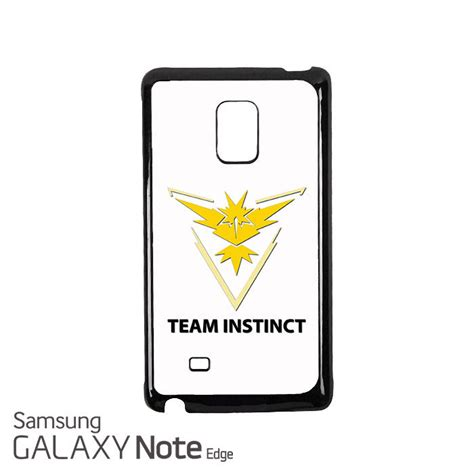 Casing Samsung Galaxy Note 2 Team Instinct Custom Hardcasee team instinct logo samsung galaxy note edge cover cases covers skins