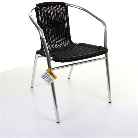 Chrome Bistro Chairs Aluminium Chrome Bistro Table Square Stacking Chair Cafe Outdoor Furniture Ebay