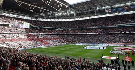 tottenham wembley seating plan away fans wembley stadium to be tottenham hotspur s home ground