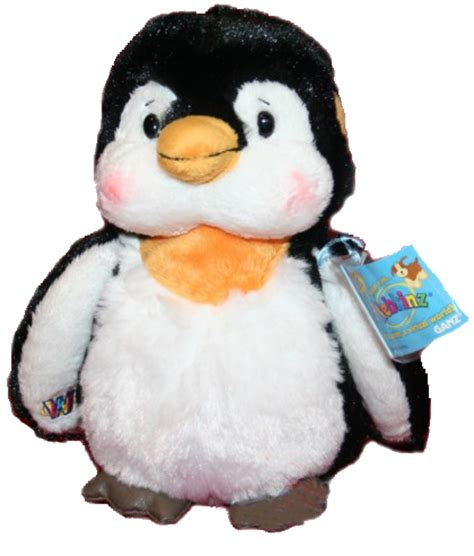 transparent things the penguin 0141197145 webkinz on
