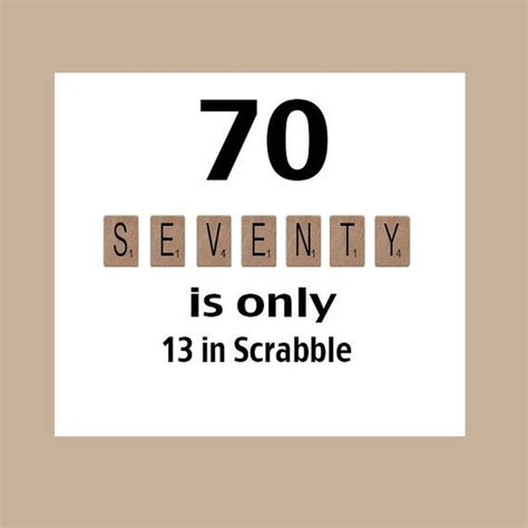 da in scrabble 22 best images about s 70th birthday ideas on