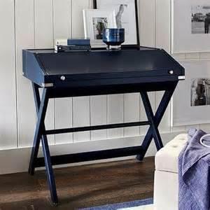 Small Black Secretary Desk Black Industrial Wood Top Small Desk