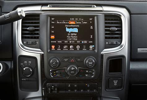 ram trucks uconnect interface ram multi obsolete nav tv