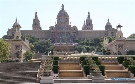 barcelona catalunya barcelona city catalunya art museum national albums hd