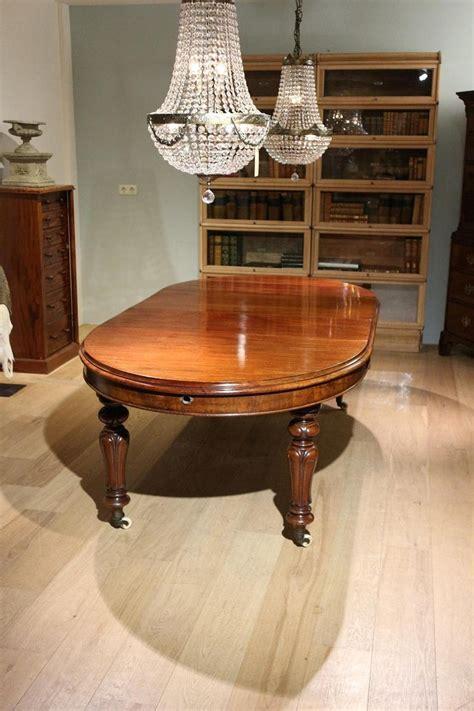 century victorian oval dining table  stdibs
