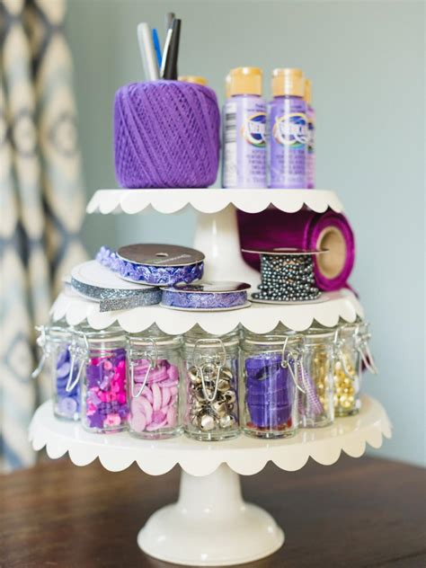 How To Decorate A Tiered Cake by Creative Uses For Cake Stands Hgtv
