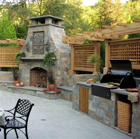 outdoor kitchen ideas  designs pictures