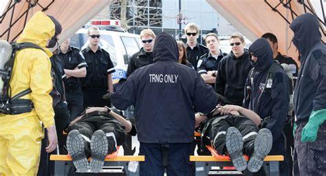 paramedic full time program georgian college