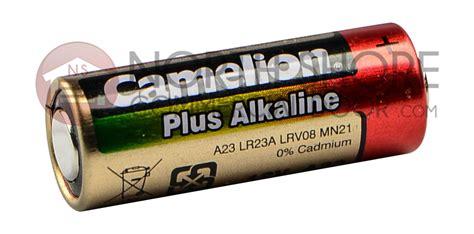 Batteries For Garage Door Opener Garage Door Opener Remote A23 12v Alkaline Battery